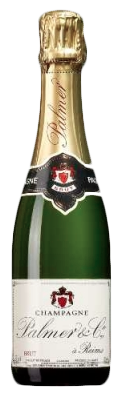 Champagne Palmer & Co Brut 375 ml