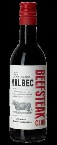Beefsteak Club Mini Malbec 18,75 cl