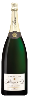 Champagne Palmer & Co Brut Réserve Jeroboam