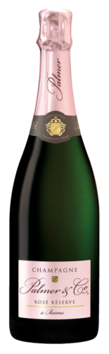 Champagne Palmer & Co Brut Rosé