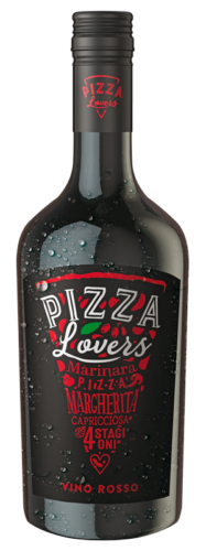 Pizza Lovers Rosso